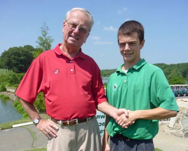 Terry wins first Jim Tanner Scholarship